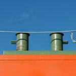 Mit dem Börteboot im Fischereihafen Bremerhaven