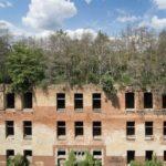 Lost Places/Lungenheilstätte Beelitz bei Berlin