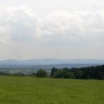 Weiter Blick zum Schwarzwald